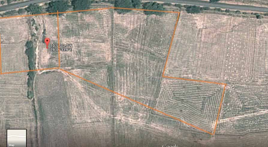 Agriculture Land For Sale in Vathiyur, Tamil Nadu | SFarmsIndia com